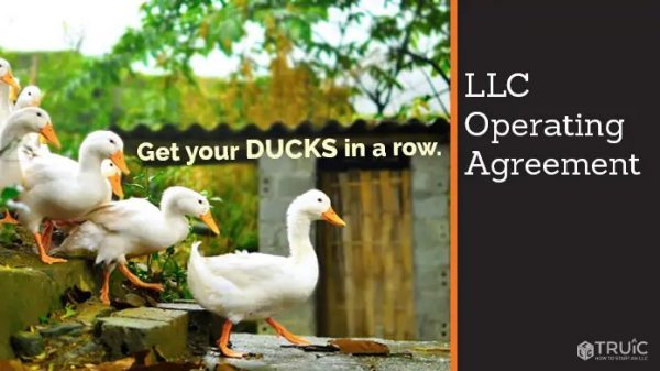 Everything You Need To Know About An LLC Operating Agreement